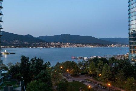 R2202374 - 904 1205 W HASTINGS STREET, Coal Harbour, Vancouver, BC - Apartment Unit