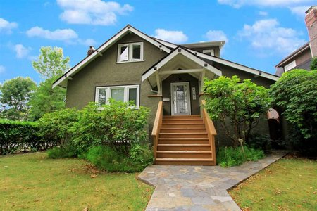 R2202478 - 4293 W 13TH AVENUE, Point Grey, Vancouver, BC - House/Single Family