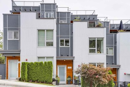 R2202486 - 8428 GLADSTONE STREET, Fraserview VE, Vancouver, BC - Townhouse
