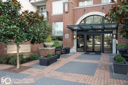 R2202578 - 438 9388 MCKIM WAY, West Cambie, Richmond, BC - Apartment Unit