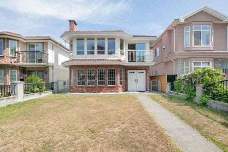 R2202666 - 5552 BRUCE STREET, Victoria VE, Vancouver, BC - House/Single Family