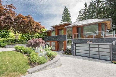R2202702 - 835 PROSPECT AVENUE, Canyon Heights NV, North Vancouver, BC - House/Single Family