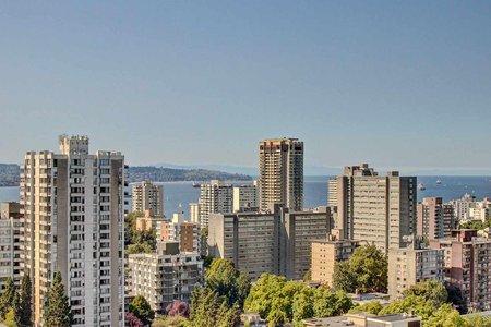 R2202703 - 2204 1420 W GEORGIA STREET, West End VW, Vancouver, BC - Apartment Unit