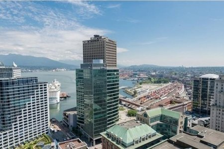 R2202884 - 2801 838 W HASTINGS STREET, Downtown VW, Vancouver, BC - Apartment Unit