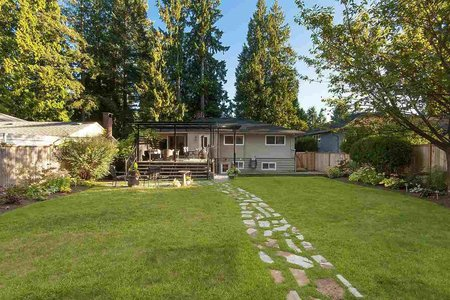 R2202941 - 1160 W 24 STREET, Pemberton Heights, North Vancouver, BC - House/Single Family
