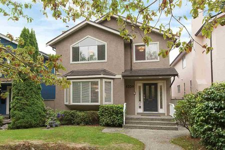 R2202991 - 4350 W 14TH AVENUE, Point Grey, Vancouver, BC - House/Single Family