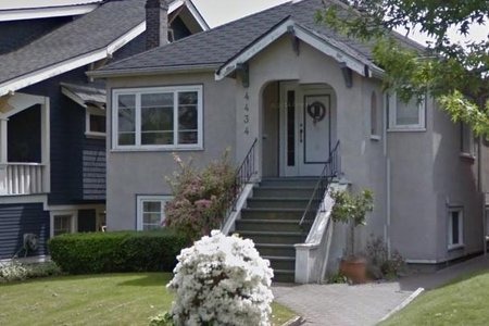 R2202993 - 4434 W 8TH AVENUE, Point Grey, Vancouver, BC - House/Single Family