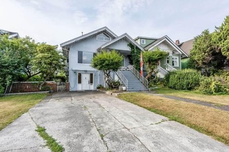 R2203120 - 2816 TRINITY STREET, Hastings East, Vancouver, BC - House/Single Family