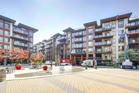 R2203191 - 610 733 W 3RD STREET, Hamilton, North Vancouver, BC - Apartment Unit
