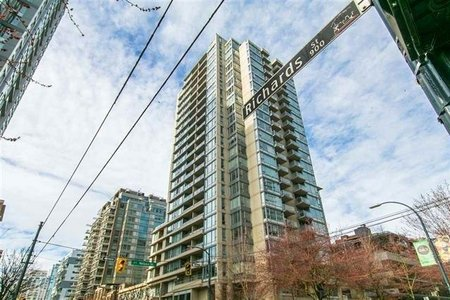 R2203246 - 1502 1001 RICHARDS STREET, Downtown VW, Vancouver, BC - Apartment Unit