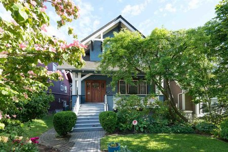 R2203248 - 2006 WHYTE AVENUE, Kitsilano, Vancouver, BC - House/Single Family