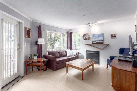 R2203352 - 202 1433 E 1ST AVENUE, Grandview VE, Vancouver, BC - Apartment Unit