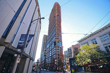 R2203410 - 502 128 W CORDOVA STREET, Downtown VW, Vancouver, BC - Apartment Unit