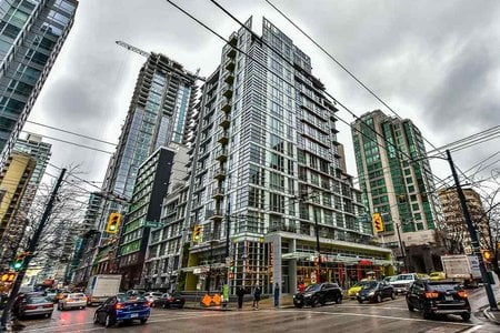 R2203489 - 906 1205 HOWE STREET, Downtown VW, Vancouver, BC - Apartment Unit