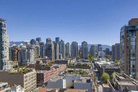 R2203507 - 1805 289 DRAKE STREET, Yaletown, Vancouver, BC - Apartment Unit