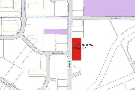 R2203574 - 12120 NO 5 ROAD, Gilmore, Richmond, BC - House with Acreage