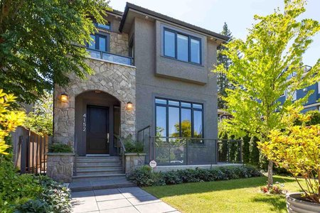 R2203578 - 4152 W 11TH AVENUE, Point Grey, Vancouver, BC - House/Single Family