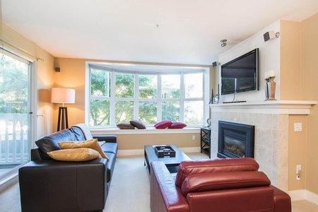 R2203681 - 203 1868 W 5TH AVENUE, Kitsilano, Vancouver, BC - Apartment Unit