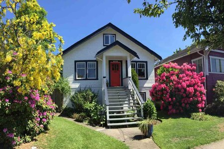 R2203758 - 4692 QUEBEC STREET, Main, Vancouver, BC - House/Single Family