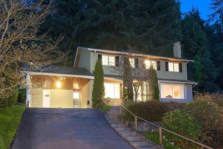 R2203785 - 4920 REDONDA DRIVE, Canyon Heights NV, North Vancouver, BC - House/Single Family