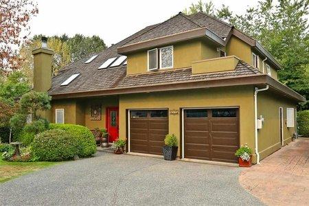 R2203809 - 8575 CAPTAINS COVE, Southlands, Vancouver, BC - House/Single Family
