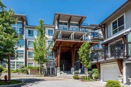 R2203822 - 412 6688 120 STREET, West Newton, Surrey, BC - Apartment Unit