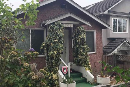 R2203880 - 2372 NANAIMO STREET, Renfrew VE, Vancouver, BC - House/Single Family