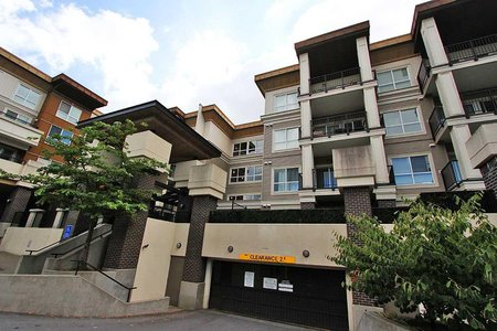 R2203907 - 326 9655 KING GEORGE BOULEVARD, Whalley, Surrey, BC - Apartment Unit