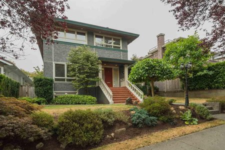 R2203922 - 3744 W 14TH AVENUE, Point Grey, Vancouver, BC - House/Single Family