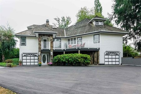 R2203947 - 1890 232 STREET, Campbell Valley, Langley, BC - House with Acreage