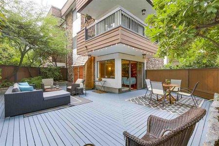 R2203961 - 104 1484 CHARLES STREET, Grandview VE, Vancouver, BC - Apartment Unit