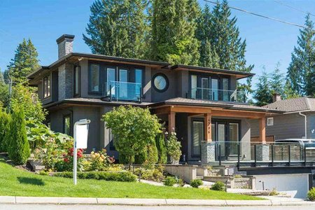 R2203977 - 4796 RANGER AVENUE, Canyon Heights NV, North Vancouver, BC - House/Single Family