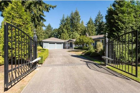 R2204000 - 2148 179 STREET, Hazelmere, Surrey, BC - House with Acreage