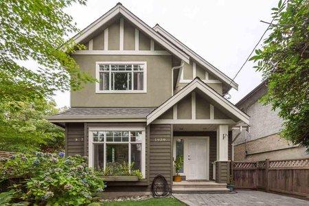 R2204079 - 1929 CHARLES STREET, Grandview VE, Vancouver, BC - 1/2 Duplex
