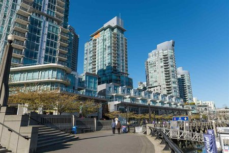 R2204116 - 807 590 NICOLA STREET, Coal Harbour, Vancouver, BC - Apartment Unit