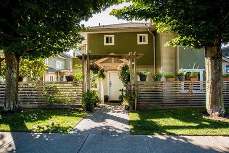 R2204163 - 1 1233 W 16TH STREET, Norgate, North Vancouver, BC - Townhouse