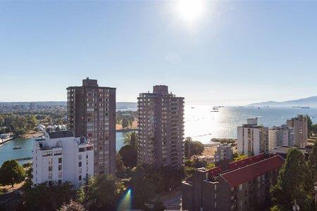 R2204177 - 1202 1100 HARWOOD STREET, West End VW, Vancouver, BC - Apartment Unit