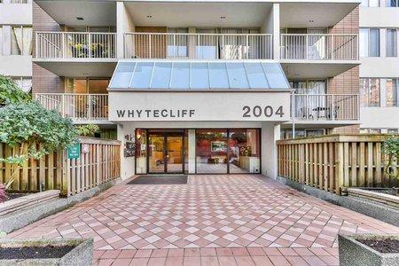 R2204180 - 1202 2004 FULLERTON AVENUE, Pemberton NV, North Vancouver, BC - Apartment Unit