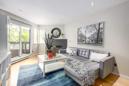 R2204210 - 202 2466 W 3RD AVENUE, Kitsilano, Vancouver, BC - Apartment Unit