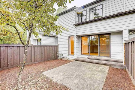 R2204325 - 6 3370 ROSEMONT DRIVE, Champlain Heights, Vancouver, BC - Townhouse