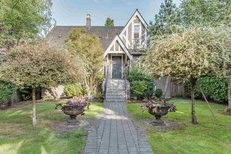 R2204328 - 4870 HUDSON STREET, Shaughnessy, Vancouver, BC - House/Single Family