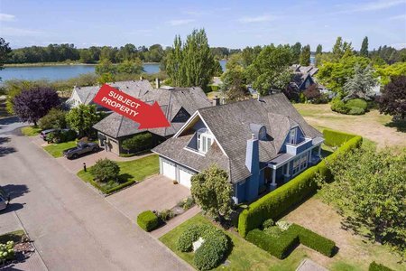 R2204345 - 8315 TUGBOAT PLACE, Southlands, Vancouver, BC - House/Single Family