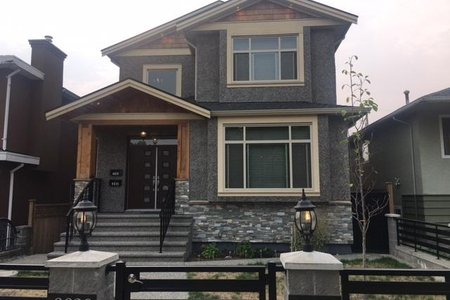 R2204351 - 6625 FLEMING STREET, Knight, Vancouver, BC - House/Single Family