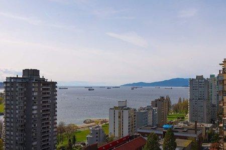 R2204426 - 1002 1100 HARWOOD STREET, West End VW, Vancouver, BC - Apartment Unit
