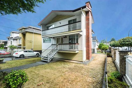 R2204445 - 4436 WELWYN STREET, Victoria VE, Vancouver, BC - House/Single Family