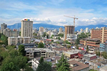 R2204450 - 1604 1010 BURNABY STREET, West End VW, Vancouver, BC - Apartment Unit