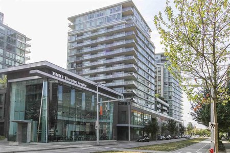 R2204502 - 455 168 W 1ST AVENUE, False Creek, Vancouver, BC - Apartment Unit