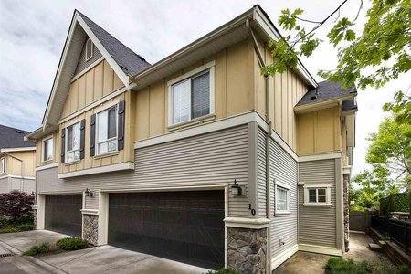R2204503 - 10 7171 STEVESTON HIGHWAY, Broadmoor, Richmond, BC - Townhouse