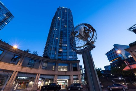 R2204575 - 1808 188 KEEFER PLACE, Downtown VW, Vancouver, BC - Apartment Unit