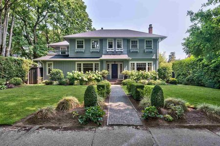 R2204638 - 6112 MARGUERITE STREET, South Granville, Vancouver, BC - House/Single Family
